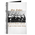 Our Father Journal