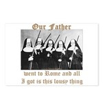 Our Father Postcards (Package of 8)