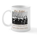 Our Father Mug