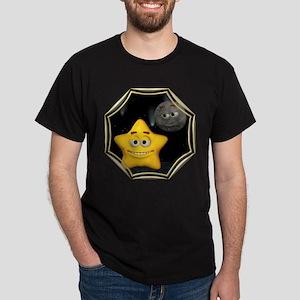 Twinkle, Twinkle Little Star Dark T-Shirt