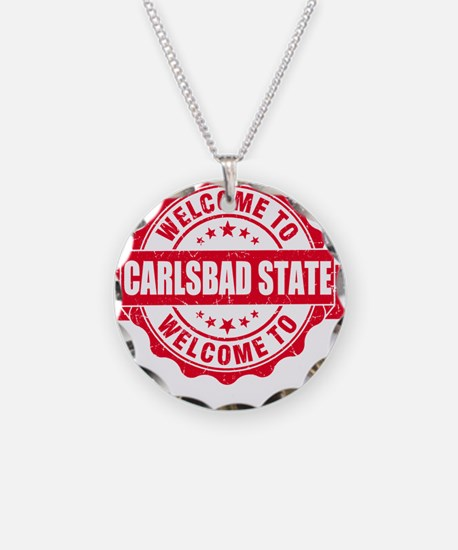 Summer carlsbad state- calif Necklace