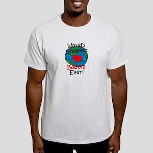 World's Greatest Babcia Light T-Shirt