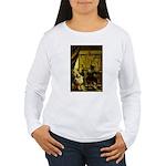 The Artist-AussieShep1 Women's Long Sleeve T-Shirt