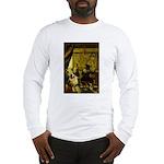 The Artist-AussieShep1 Long Sleeve T-Shirt