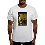 The Artist-AussieShep1 Light T-Shirt
