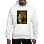 The Artist-AussieShep1 Hooded Sweatshirt