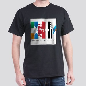 Seven Celtic Nations T-Shirt