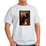 Lincoln / Basset Hound Light T-Shirt