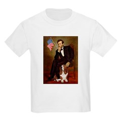 Lincoln / Basset Hound T-Shirt