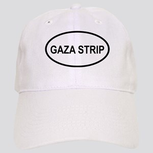 Gaza Strip Oval Cap