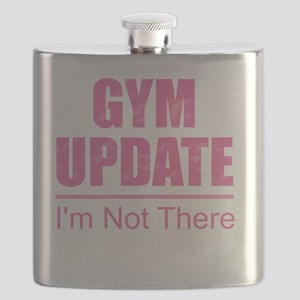Gym Update - I'm Not There Flask