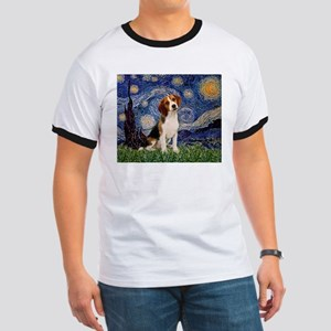 Starry Night / Beagle Ringer T