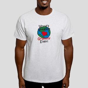 World's Greatest Grammy Light T-Shirt