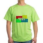 GTA Made Me Do It! Green T-Shirt
