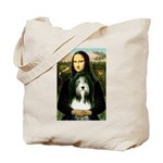 Mona / Bearded Collie Tote Bag