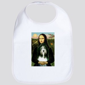 Mona / Bearded Collie Bib
