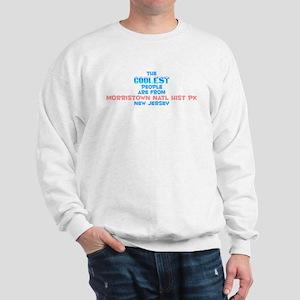 Coolest: Morristown Nat, NJ Sweatshirt