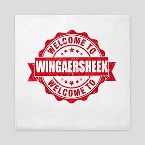 Summer Wingaersheek- massachusetts Queen Duvet