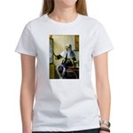 Pitcher / Bearded Collie Women's T-Shirt