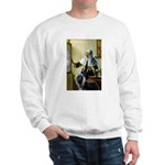 Pitcher / Bearded Collie Sweatshirt