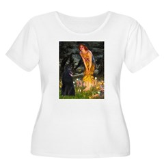 Fairies /Belgian Sheepdog T-Shirt