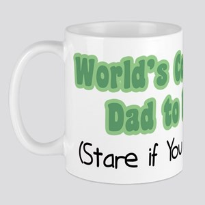 World's Coolest Dad to Be Mug