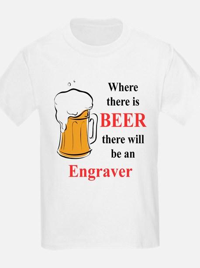 Engraver T-Shirt