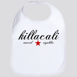 KillaCali NorCal Republic Bib