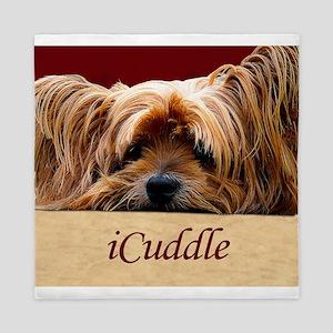 Yorkshire Terrier iCuddle Queen Duvet