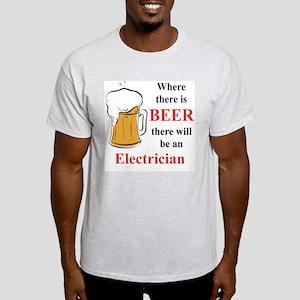 Electrician Light T-Shirt
