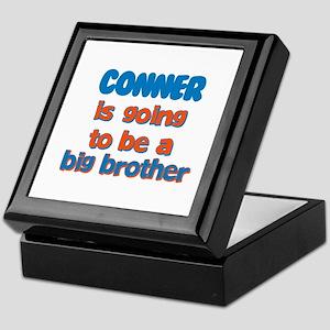 Conner - Going to be Big Brot Keepsake Box