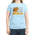 Sunflowers & Bolognese Women's Light T-Shirt