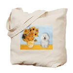 Sunflowers & Bolognese Tote Bag