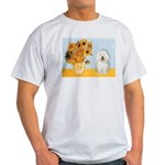 Sunflowers & Bolognese Light T-Shirt