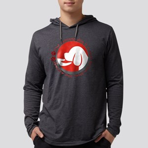 The average dog is a nicer per Long Sleeve T-Shirt