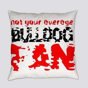 Georgia fan Everyday Pillow