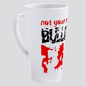 Georgia fan 17 oz Latte Mug
