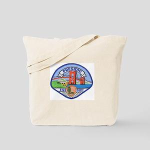 Presidio Fire Department Tote Bag