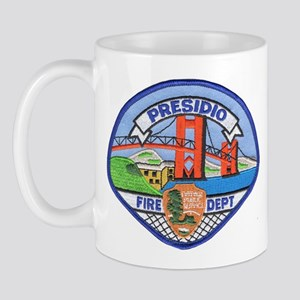 Presidio Fire Department Mug