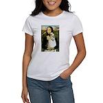 Mona & her Borzoi Women's T-Shirt