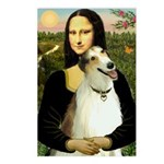 Mona & her Borzoi Postcards (Package of 8)