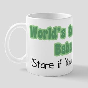 World's Coolest Baba Mug