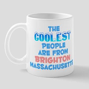 Coolest: Brighton, MA Mug