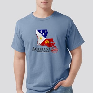 Acadiana French Louisiana Cajun T-Shirt