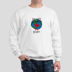 World's Greatest Pa Sweatshirt