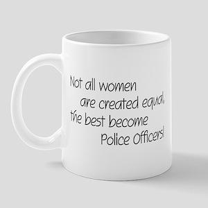 Best Police Officers Mug