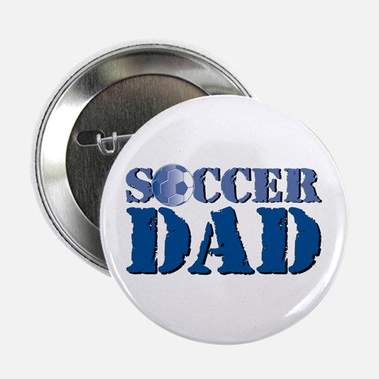 """Soccer Dad 2.25"""" Button"""