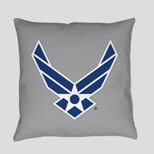 Air Force Symbol Everyday Pillow