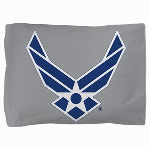 Air Force Symbol Pillow Sham