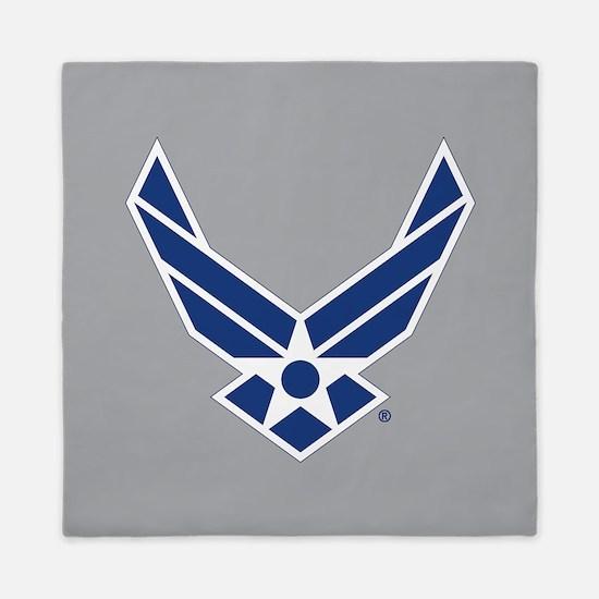 Air Force Symbol Queen Duvet